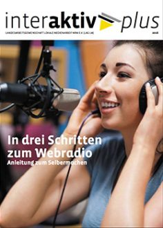 Cover der InterAktiv Ausgabe 2016 Nr. 1