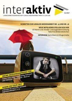 Coverbild Titeleseite InterAktiv 2017 Ausgabe Nummer 1